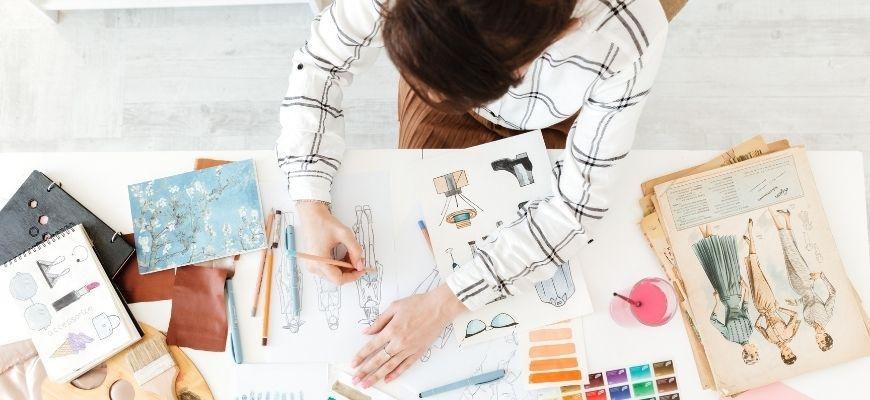 Научете се как да изградите модна скица