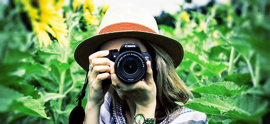 Открий тайните на фотографията с професионално обучение изпълнено с много практика